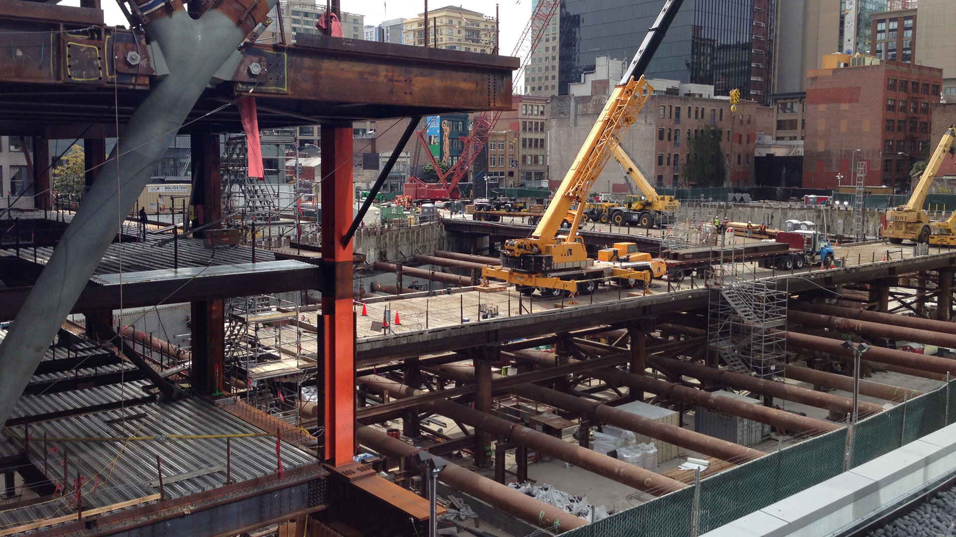 Construction Management Oversight : Federal pm oversight the allen group